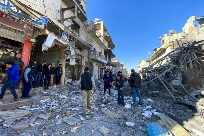 Սիրիայում վերջին 4 օրվա ընթացքում կա 100 զոհ