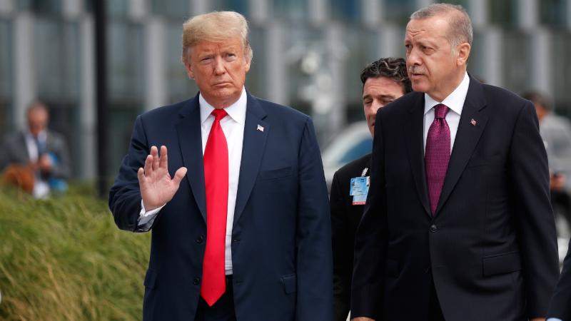 Թրամփը սպառնացել է ջախջախել Թուրքիայի տնտեսությունը