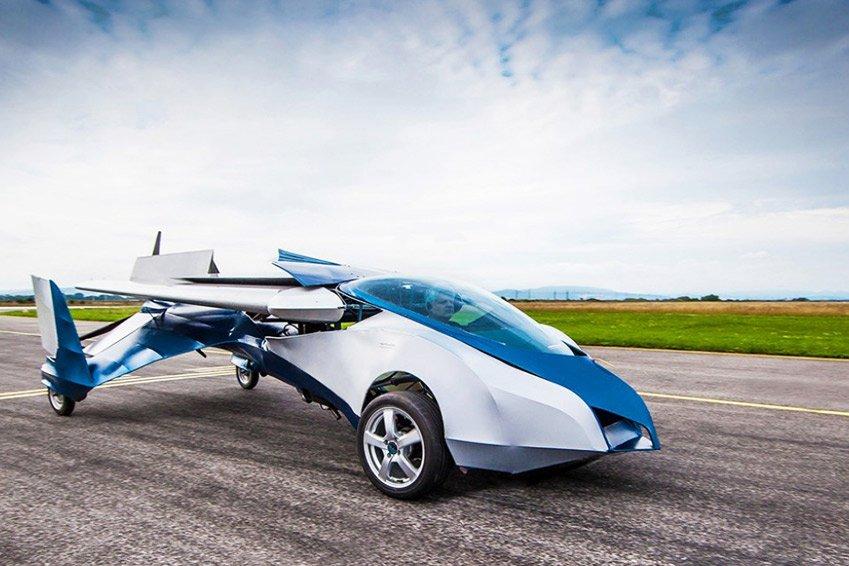 Ճապոնիան մտադիր է 2020թ.-ից սկսել օգտագործել թռչող ավտոմեքենաները