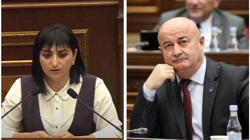 Խնդրում եմ՝ ասեք, որ սխալմունք է եղել․ Թովմասյանը՝ Աղազարյանի աղմկահարույց հայտարարության մասին
