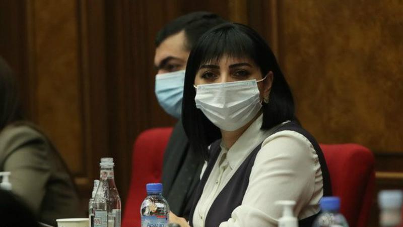 Քանի դեռ ադրբեջանցիները չեն եկել՝ դիրքավորվելու, պետք է արագ գործել. Թագուհի Թովմասյան