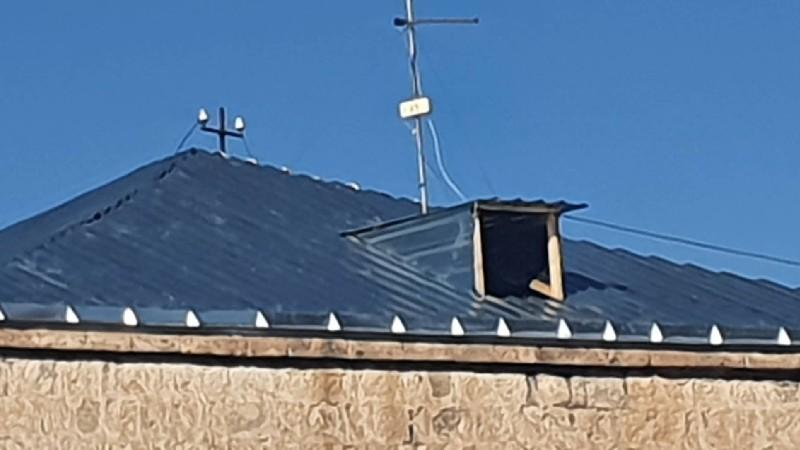 Հացիկ համայնքում սուբվենցիոն ծրագրով ավարտվել է 1950թ. կառուցված շենքի տանիքի վերանորոգումը