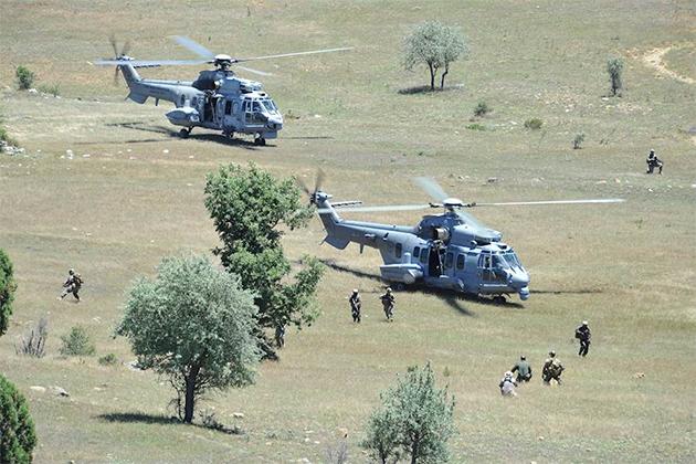 Թուրքիան և Ադրբեջանը համատեղ զորավարժություններ են սկսել (լուսանկարներ)