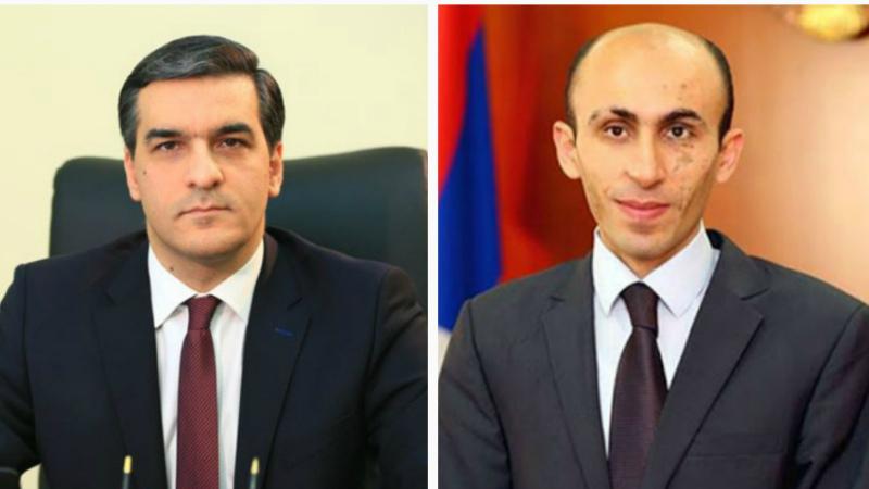 Հայաստանի ու Արցախի ՄԻՊ-երը Արցախ այցի համատեղ հրավերներ են ուղարկել ՀՀ-ում հավատարմագրված դիվանագիտական ներկայացուցչություններին և միջազգային կազմակերպություններին