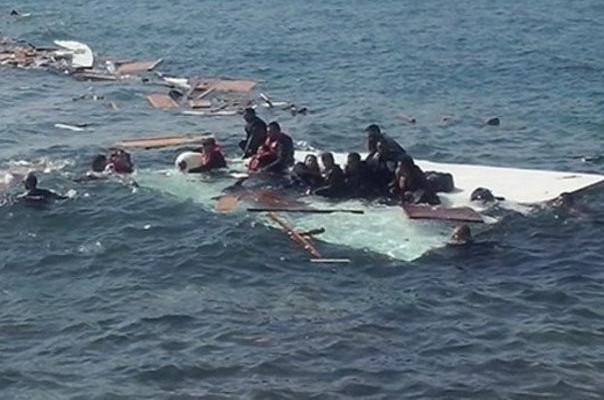 Կիպրոսի ափերի մոտ խորտակվել է ներգաղթյալների տեղափոխող լաստանավ, կա 19 զոհ