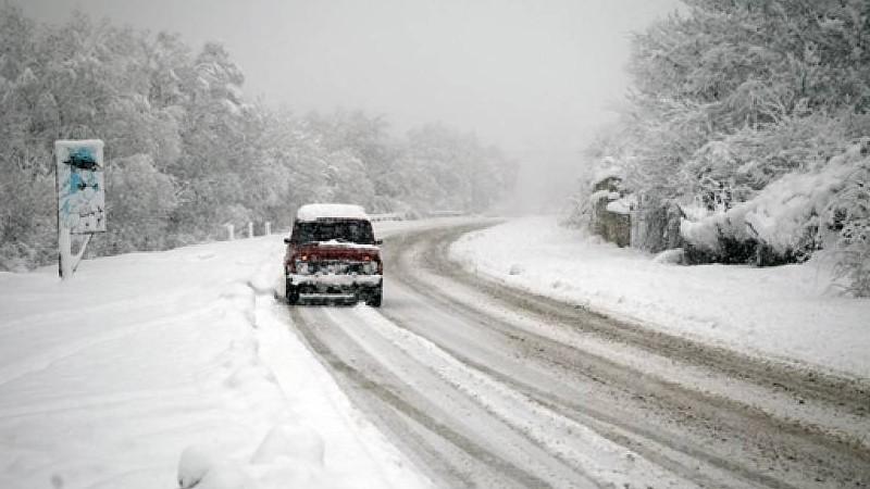 Շիրակի և Գեղարքունիքի մարզերում ձյուն է. վարորդներին խորհուրդ է տրվում երթևեկել բացառապես ձմեռային անվադողերով