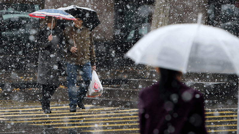 Ախուրյանի, Աշոցքի, Ապարանի, Թումանյանի, Տաշիրի և Մարտունիի տարածաշրջաններում ձյուն է տեղում․ ՏԿԵ նախարարություն