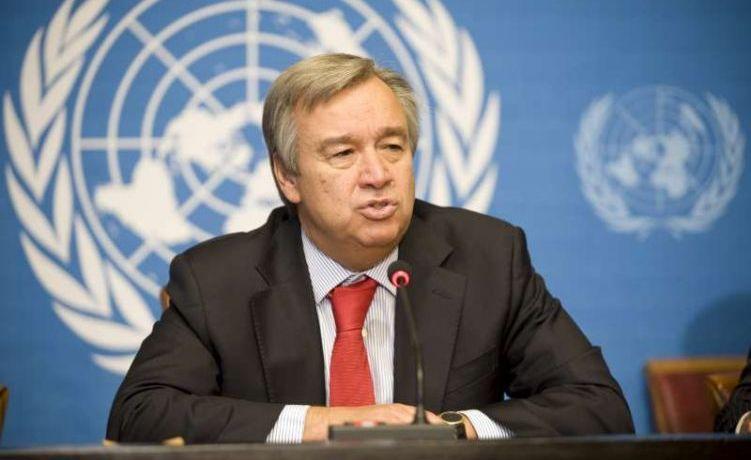 ՄԱԿ-ի գլխավոր քարտուղարի հայտարարությունը ՀՀ-ում տեղի ունեցող զարգացումների վերաբերյալ
