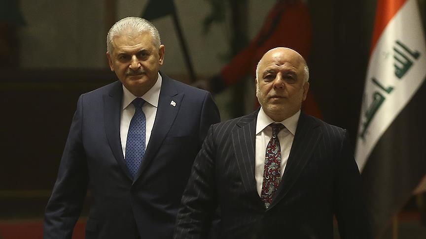 Թուրքիայի և Իրաքի վարչապետերը կքննարկեն Քուրդիստանում անցկացված անկախության հանրաքվեի հարցը