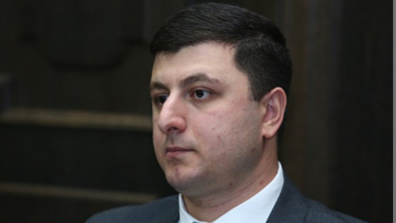 Տիգրան Աբրահամյանն ազատվել է Արցախի Հանրապետության նախագահի խորհրդականի պաշտոնից