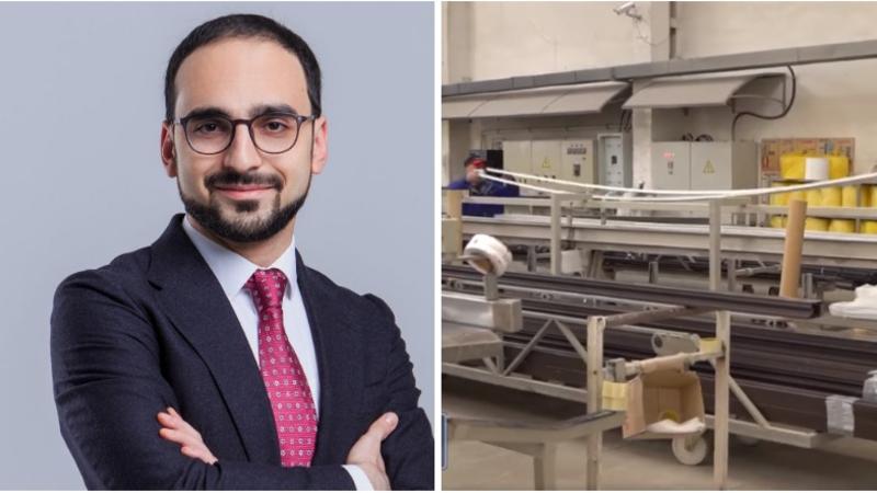 Ընտրելով հայկական արտադրանքը՝ նպաստում ենք տեղական շուկայի զարգացմանն ու աշխատատեղերի աճին. Տիգրան Ավինյան