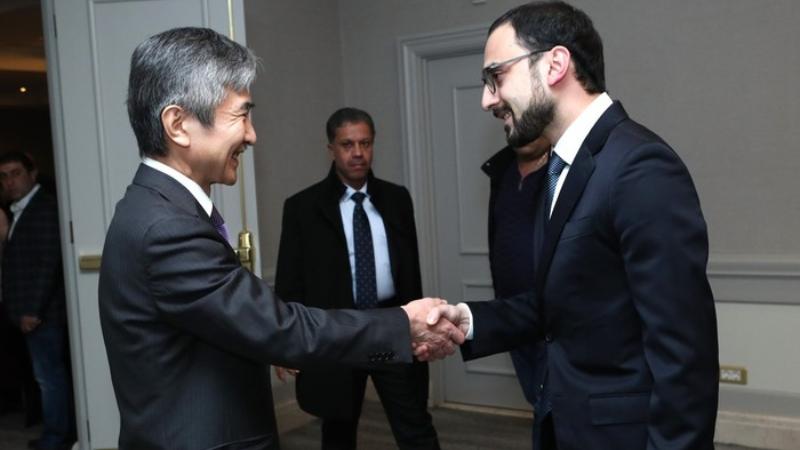 Մեծ կարևորություն ենք տալիս Ճապոնիայի հետ բարեկամական հարաբերությունների ամրապնդմանը. Տիգրան Ավինյանի ուղերձը Ճապոնիայի ազգային տոն կապակցությամբ