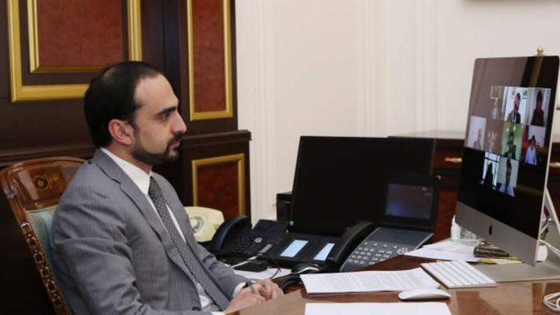 Տիգրան Ավինյանի հետ քննարկվել է  Երևանում ավտոբուսների համար միջազգային չափանիշներով հավաքատեղի կառուցելու հարցը