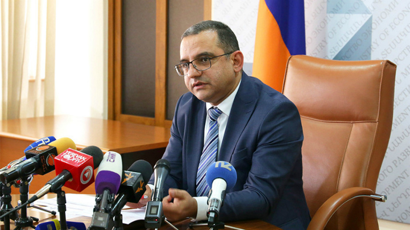 Տիգրան Խաչատրյանը նշանակվել է ՀՀ ֆինանսների նախարար