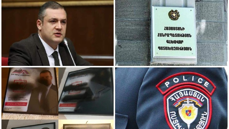 Ուրիխանյանի շտաբը դիմել է գլխավոր դատախազություն և ոստիկանություն