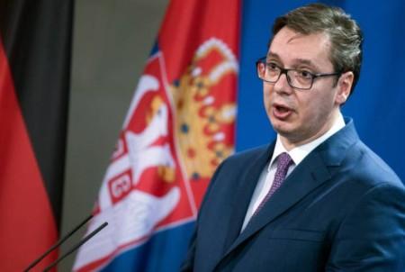 Վուչիչը հայտարարել է, որ Սերբիան երբևէ պատժամիջոցներ չի կիրառի Ռուսաստանի դեմ