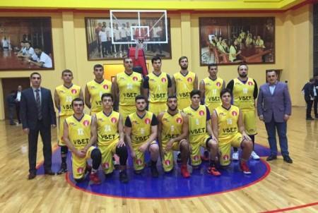 «Ուրարտու»-ն բասկետբոլի Հայաստանի առաջնության անդրանիկ տուրը հաղթանակով մեկնարկեց