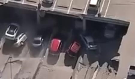 Արտակարգ իրավիճակ Դալլասում. Փլուզվում է ավտոկայանատեղին (տեսանյութ)