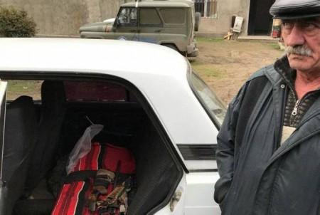 Ոստիկանները 70-ամյա տղամարդուն բերման են ենթարկել մացառախոզ որսալու կասկածանքով