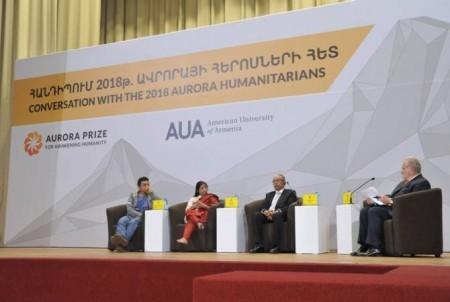 «Ավրորա»-ի հերոս Չո Լա Աունը վստահ է` պատվաբեր մրցանակը ստանալու դեպքում կանի ավելի մեծ աշխատանք