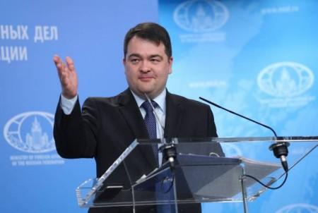 ՌԴ ԱԳՆ պաշտոնյան կոշտ պատասխան է տվել ադրբեջանցի լրագրողի սադրիչ հարցին
