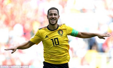 Բելգիա-Թունիս խաղի լավագույն ֆուտբոլիստը հայտնի է