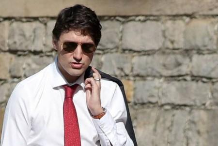 Կանադայի վարչապետը տուգանվել է արևապաշտպան ակնոցի պատճառով