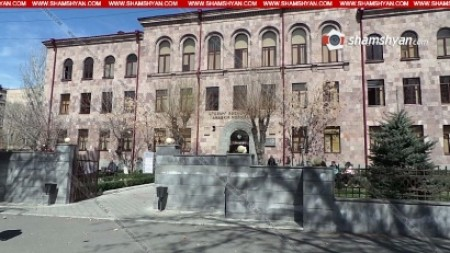 Ողբերգական դեպք Երևանում
