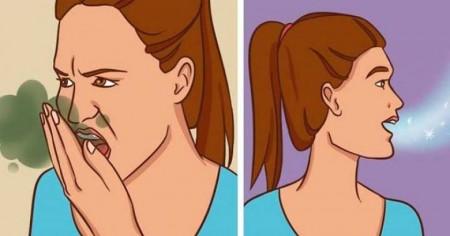 Ինչպես ազատվել բերանի վատ հոտից ընդամենը 5 րոպեում