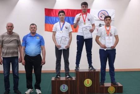 Հրաձգության Հայաստանի երիտասարդական առաջնությունում երեք մարզի լրացրել է սպորտի վարպետի նորման