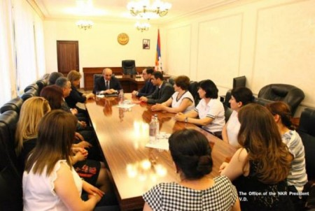Բակո Սահակյանը ԱՀ առողջապահության նոր նախարար է նշանակել