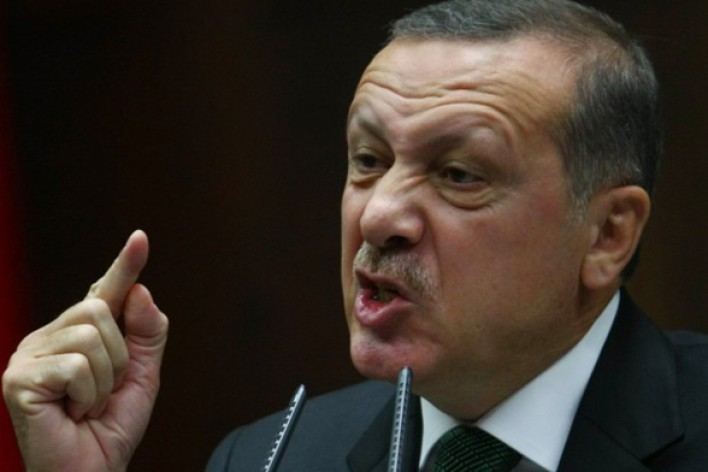 Էրդողանն աղբակույտ է անվանել Թուրքիայի Ժողովրդահանրապետական կուսակցությանը
