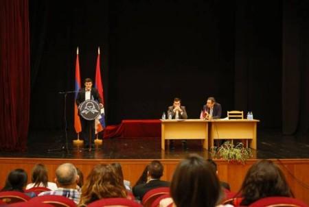 Արցախի ՄԻՊ համակազմակերպմամբ Շուշիում գումարվել է Ամերիկայի հայ իրավաբանների միության համաժողովը