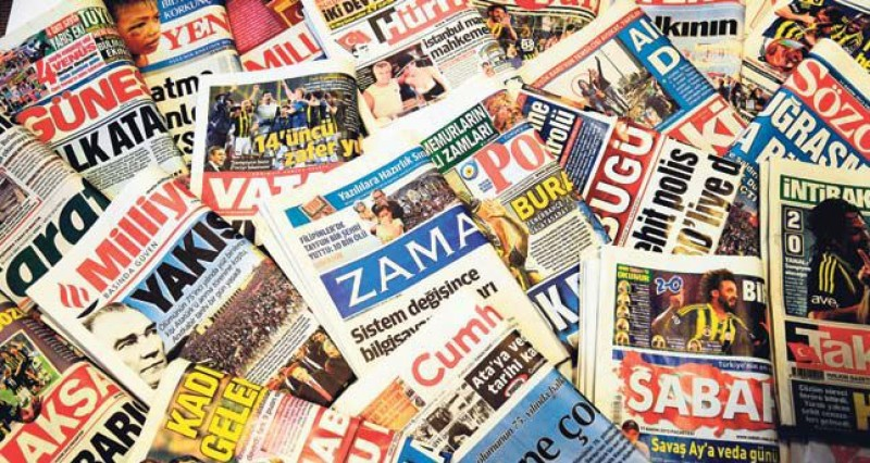 «Թուրքիայում մեծացել է իշխանությունների վերահսկողությունը մամուլի վրա». զեկույց
