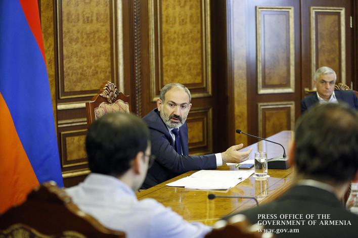 Վարչապետի մոտ տեղի է ունեցել ՀՀ քաղաքացիական ավիացիայի զարգացմանը նվիրված խորհրդակցություն