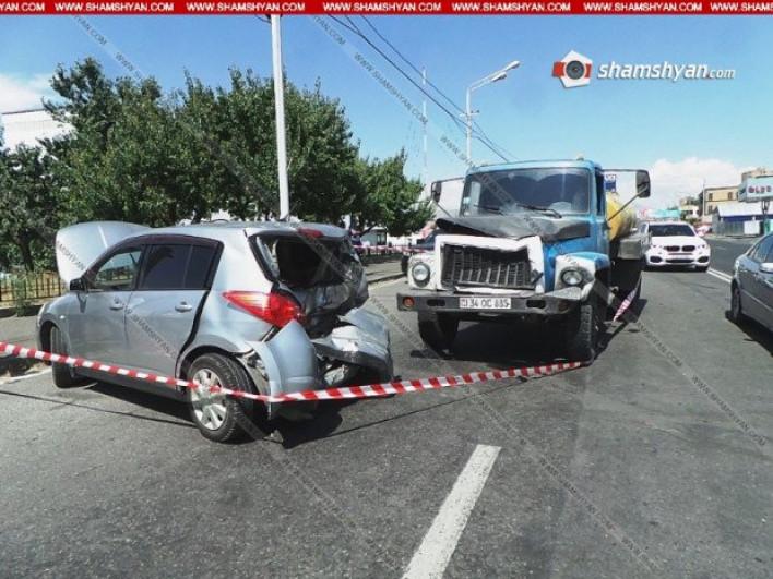 Վթարից հետո պետք է ազատել ճանապարհի երթեւեկելի մասը, հակառակ դեպքում վարորդը կտուգանվի.«Փաստ»