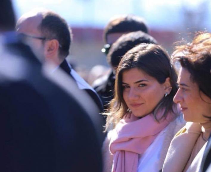 Հարցն այստեղ երկու հաստագլուխներն են, որոնց հախից հայ ժողովուրդը չի կարողանում գալ. Մարիամ Փաշինյանը հրապարակել է իր նյութը