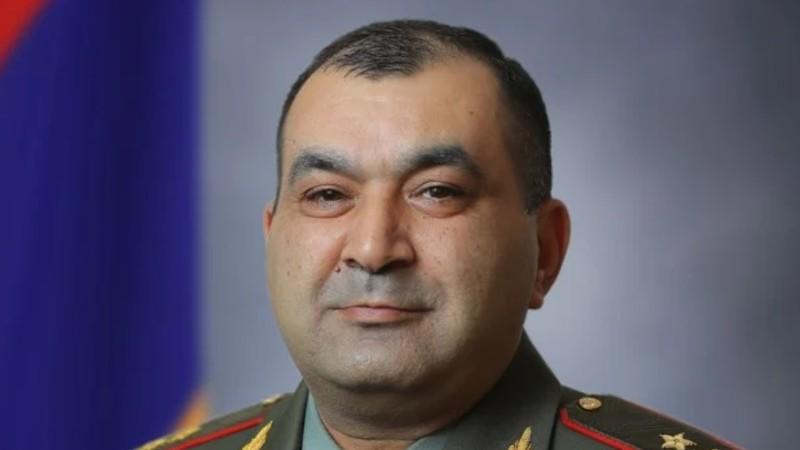 Հայաստանի Զինված ուժերի գլխավոր շտաբի պետի առաջին տեղակալ Տիրան Խաչատրյանը ազատվեց պաշտոնից
