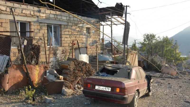 Առ այսօր Ադրբեջանի ԶՈՒ-երի կողմից Արցախում սպանվել է 46 և վիրավորվել՝ 142 քաղաքացիական անձ. ԱՀ ՄԻՊ