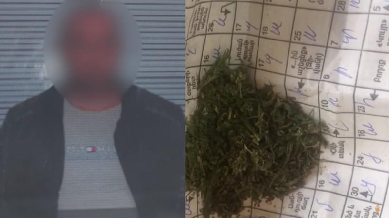 Տաշիրի ոստիկաններն ապօրինի թմրաշրջանառության դեպք են բացահայտել (տեսանյութ)