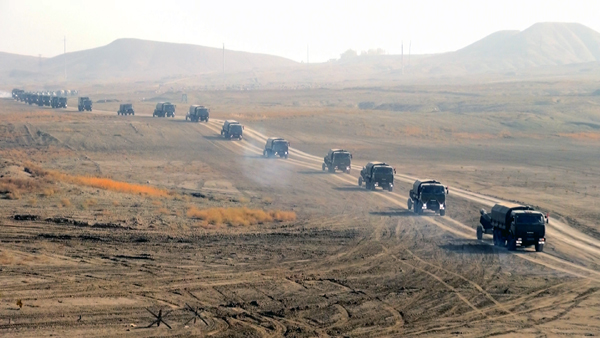 Ադրբեջանը զորավարժություններ է անցկացնում նաեւ Նախիջեւանում