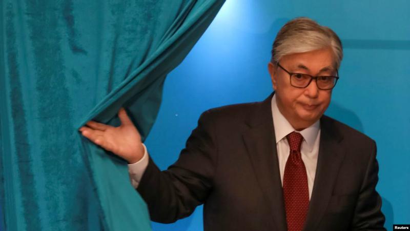 Ղազախստանի նախագահական ընտրություններում հաղթում է գործող նախագահը