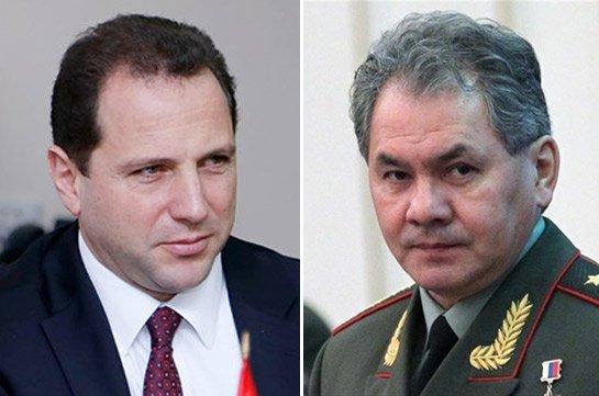 Ռուսական դեմարշ. Դավիթ Տոնոյան-Սերգեյ Շոյգու հանդիպում դեռևս տեղի չի ունեցել. «Ժամանակ»
