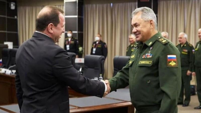 Դավիթ Տոնոյանը հեռախոսազրույցներ է ունեցել ՌԴ պաշտպանության նախարարի հետ