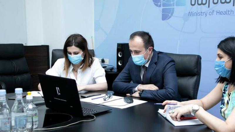 Լիտվայից Հայաստան է ժամանելու մասնագետների խումբ․ առցանց տեսազրույց Լիտվայի առողջապահության նախարարի հետ