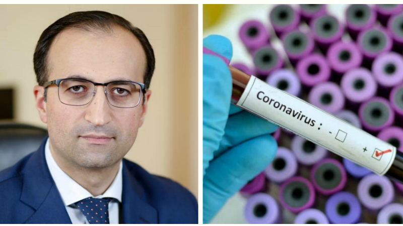 Հայաստանում գրանցվել է կորոնավիրուսով վարակման առաջին դեպքը