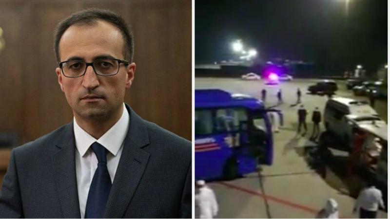 Ինքնաթիռը մի քանի ժամ ուշացումով, սակայն բարեհաջող ժամանեց Զվարթնոց օդանավակայան. Արսեն Թորոսյան (տեսանյութ)