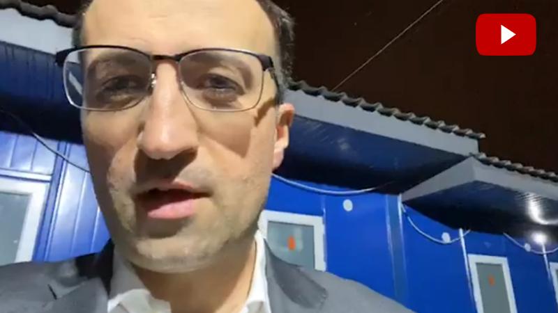 Այս պահին Օրթոպեդիայի ինստիտուտում ունենք մեկ ծայրահեղ ծանր պացիենտ․ Արսեն Թորոսյան (տեսանյութ)