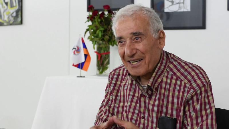 93 տարեկան հասակում կյանքից հեռացել է սփյուռքահայ գրող, հրապարակախոս Թորոս Թորանյանը