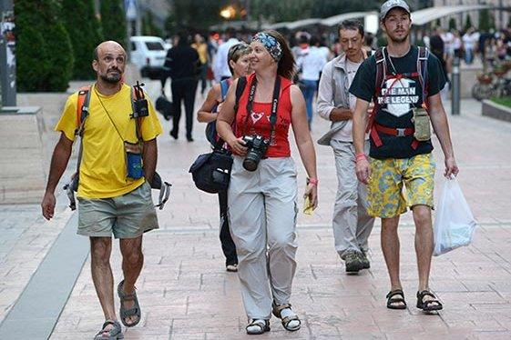 Հայաստան այցելած զբոսաշրջիկների թիվը աճել է 16.1%-ով